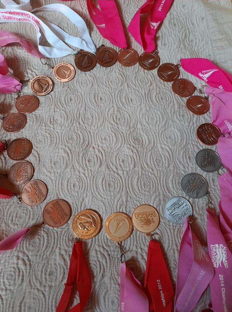 Medal circle